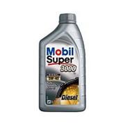 MOBIL SUPER 3000 X1 DIESEL 5w40 синтетика (1л) фото