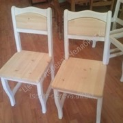 Изготовление деревянных стульев фото