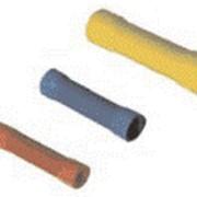 Соединительные гильзы опрессуемые с изоляцией фото