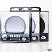 Светофильтр с градиентом NiSi DUS Ultra Slim PRO GC-GRAY 67mm 1014 фото