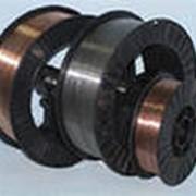 Проволока стальная сварочная ГОСТ 2246-70 фото