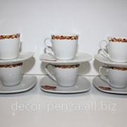Кофейный набор 12 предметов AVC1, AVC2 фото