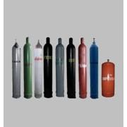 Смесь газовая пищевая трехкомпонентная N2/10CO2/10O2 фото