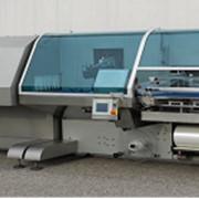 Автоматическая упаковочная линия с термоусадочным туннелем фото