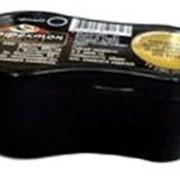 Губка Эффектон Компакт для обуви и изделия из кожи коричневая фото