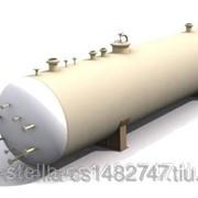Сепаратор нефтегазовый НГС 2,5-1200 фото