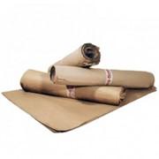 Бумага упаковочная для упаковки посуды, стекла и хрупких вещей фото