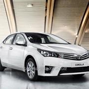 Ветровик Toyota Corolla Xi (E160,E170)