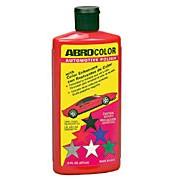 Автополироль цветной ABRO сусилителями цвета фото