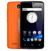Смартфон Highscreen Easy F Pro Orange (Витринный) фото