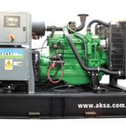 Дизельный генератор AJD 170 фото