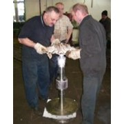 Сервисное обслуживание турбокомпрессорного оборудования фото