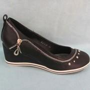 Туфли повседневные осенние женские фото