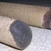 Эбонит стержень Ф 45мм фото
