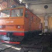 Ремонт железнодорожных путевых машин фото