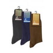 Носки мужские, обработанные частицами серебра фото