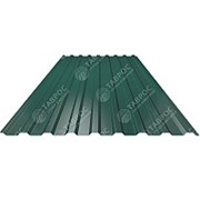 Профнастил Н-20 0,55x1150x2000 Полиэстер RAL 6005 (Зелёный мох) односторонний фото