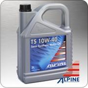 Масло моторное Alpine TS SAE 10W-40 фото