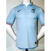 Игровая футболка FFF/ сборной Франции фото