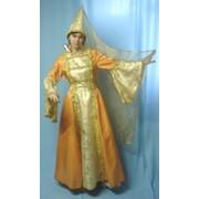 Костюм Фея золотая (платье) фото