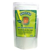 Средство Биотэл для дачных туалетов (выгребная яма, бак, ведро) 250 гр. фото
