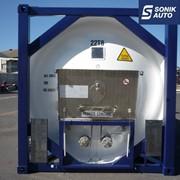 Танк-контейнер T50 для СУГ перевозки сжиженного углеводородного газа фото