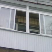 Раздвижные пластиковые окна фото