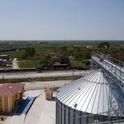 Силос модель 4, Силосы для муки, Силосы для зерна, Элеваторы и зернохранилища Турция