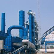 Транспортабельные и стационарные асфальтобетонные заводы MIC фото