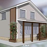 Проекты жилых зданий фото