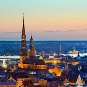 Рига – Стокгольм – Вильнюс фото