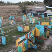 Пейнтбол в Алматы фото