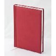 Ежедневник датированный Универсал, 14,5х20,6см, Торино красный фото