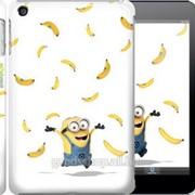Чехол на iPad mini 2 Retina Миньон и бананы 3074c-28 фото
