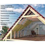 Утепление мансарды изнутри если крыша уже покрыта своими руками 17
