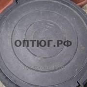 Люк песчаннополимерный канализационный 5 тонн фото