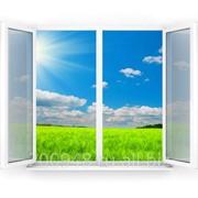 Окно ПВХ, металлопластиковое окно фото