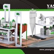 Элеваторы, Мельничные комплексы, Yasar Group, Яшар Груп, Силосы для зерна фото