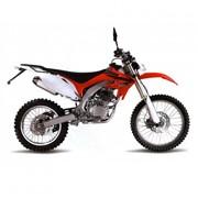 Мотоцикл XR 250 фото
