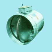 Клапан огнезадерживающий круглого сечения КОК-1 фото