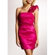 Прокат выпускного платья Leola couture Ruffle one strap dress фото