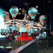 Аттракцион Чудесный полет Space Flight Code 405 фото