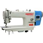 Игольная универсальная промышленная швейная машина челночного стежка Gemsy GEM 8951-E3-Y фото