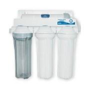 Трёхступенчатая система очистки воды под кухонную мойку FP3-K с ультрафиолетовой лампой фото