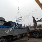 Мини бетонный завод БРУ фото