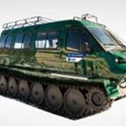 Вездеход ГАЗ-34039 Ирбис фото