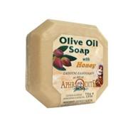 Оливковое мыло с медом, 110 г фото