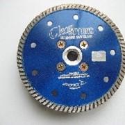 Алмазный диск AWC с фланцем, Турбо, сухая резка фото