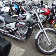 Мотоцикл чоппер No. B5363 Honda STEED 400 VSE фото