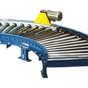 Приводные роликовые конвейеры для паллет SIAT фото